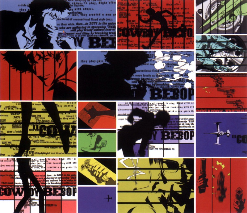On Cowboy Bebop, part one