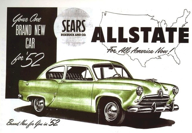all america car 52
