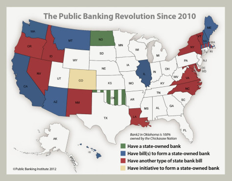 Public Banking and Taxing the Wild Frontier: Intro