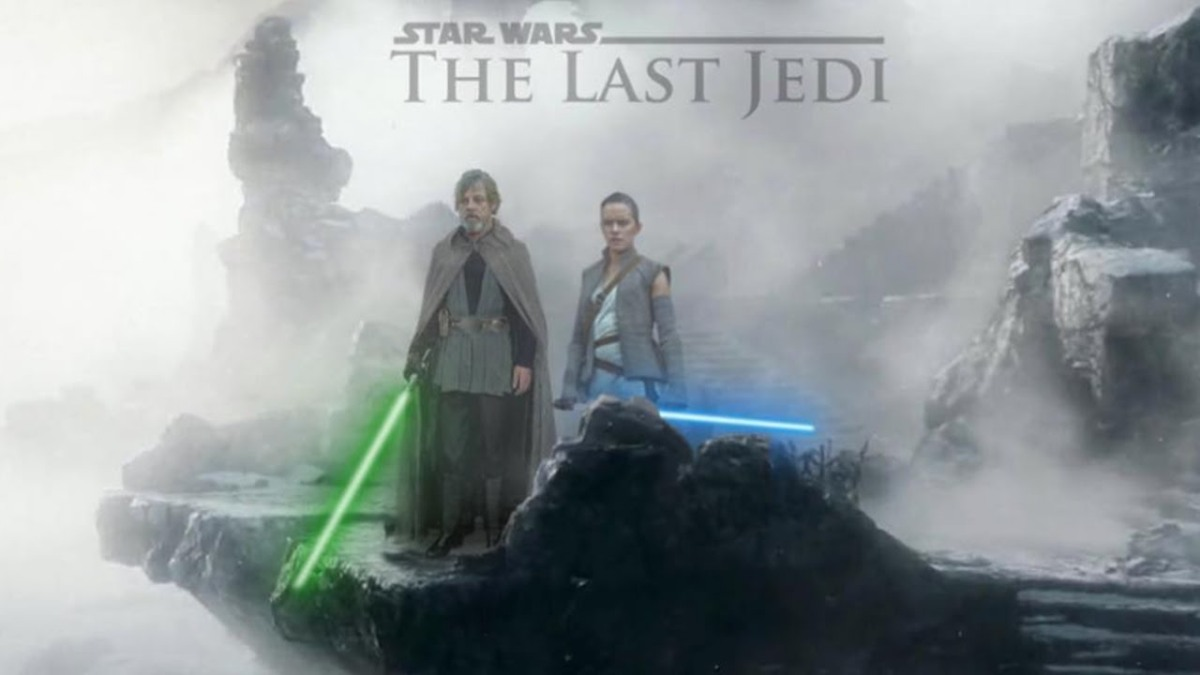 Starting Over with The Last Jedi